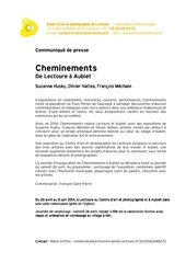 Fichier PDF communique presse cheminements