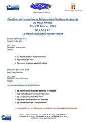 programme seminaire fevrier 2014