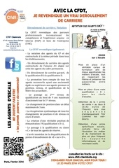 tract salaire evs au commercial 2014 cd 2