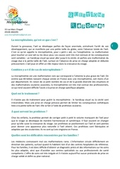 questions reponses association microphtalmie france