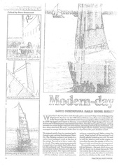 romilly article modern day boat practical boat owner