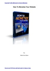 how to monetize your website 2593