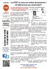 tract reponse non participation unitaire fc