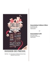 dossier de presse chill out 19 avril 2014
