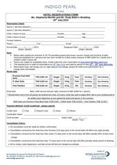 Fichier PDF group reservation form ste