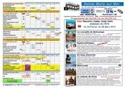 programme mars 2014
