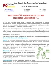 tract election ce 2014 couleur