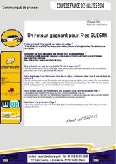 Fichier PDF communique presse un retour gagnant pour fred guegan