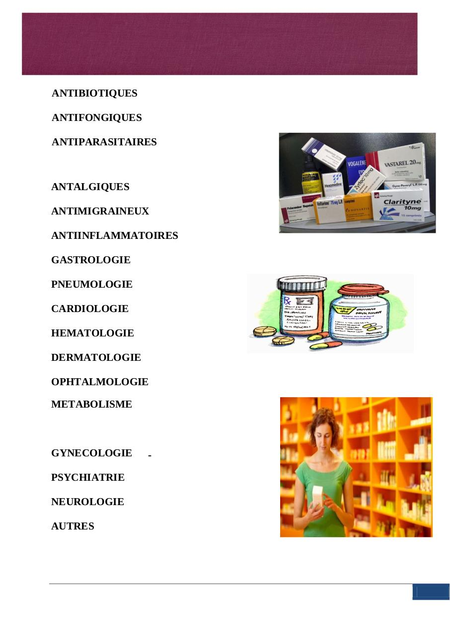 Classification des medicaments 2014 by AFFANE Akram Oubid ..pdf - page 2/45