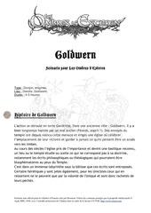 goldwern fr2