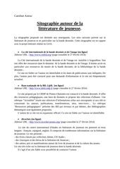 sitographie autour de la litterature de jeunesse