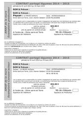 contrat legumes panier partage 2014 15