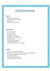 Fichier PDF chambre parentale