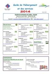 guide hebergement et service 2014