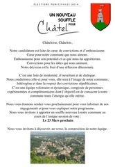 tract chatel