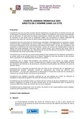 charte agenda mondiale ddhh cite cglu 0