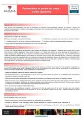 Fichier PDF presentation cisco discovery