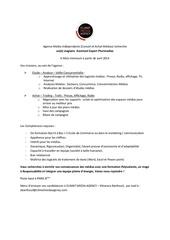 Fichier PDF assistant expert plurimedias climat media agency 2014