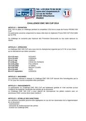 challenge emc promosport 500 2014