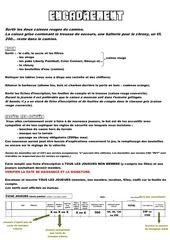 Fichier PDF checklist