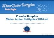 diplome mister junior 1er dauphin