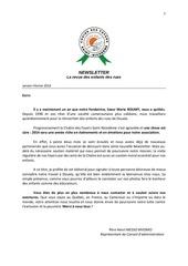 newsletter french janv fev 2014