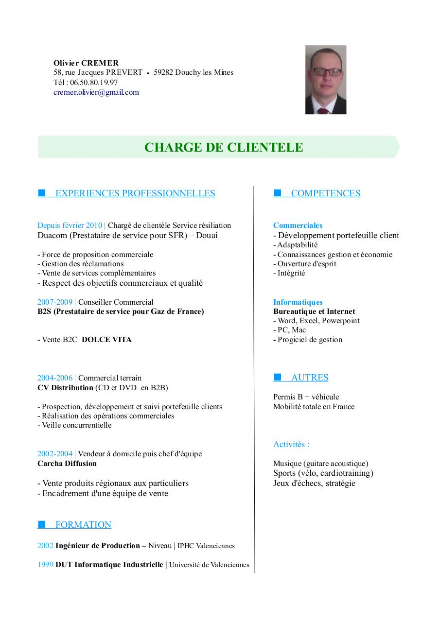 cv ocr par edith cremer - page 1  1