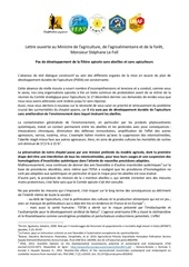 lettre ouverte intersyndicale ministre 140224 1