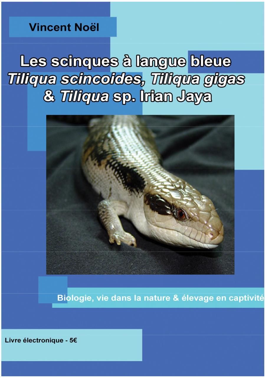 Tiliqua Scincoides Gigas Irianjaya Ebook 2 Edition Tiliqua