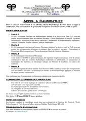 Fichier PDF appel a candidature enseig ept