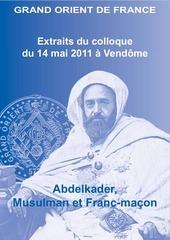 emir abdelkader musulman et franc macon