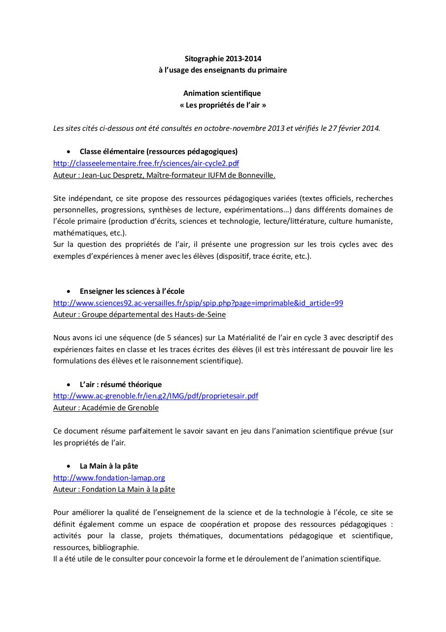 Aperçu du document Sitographiescience.pdf - page 1/2