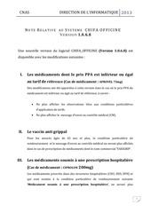 CHIFA-OFFICINE GRATUITEMENT LOGICIEL TÉLÉCHARGER