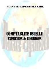 Fichier PDF comptabilite generale exercices et corriges 1 1