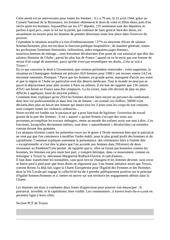 confe 769 rence de presse 8 mars