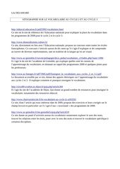 sitographie 1