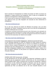 Fichier PDF sitographie