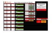 tableau pronostic championnat 2014
