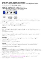 usurpation d immatriculation5
