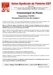 13 03 12 communique de presse