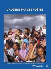 anthologie poesie algerie