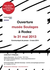 cp inauguration museesoulages2014 mars