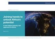 joining hands to unlock africas potential