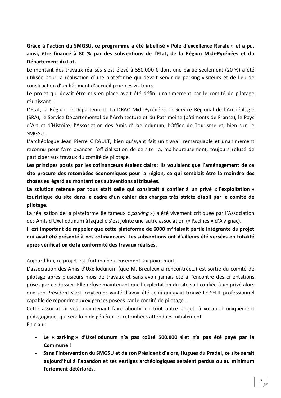 Aperçu du document Quelques verites a retablir.pdf - page 2/4