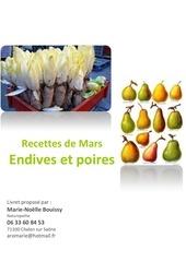 recettes de mars