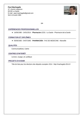 Fichier PDF cv machagafa