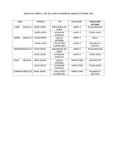 Fichier PDF emploi du temps du 03 au 07