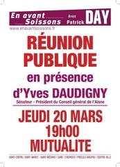 invitation meeting du 20 mars