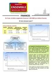 tract finances