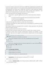 Fichier PDF la structure d